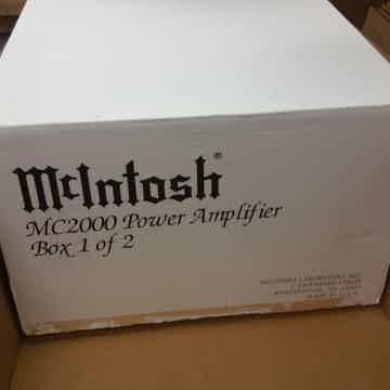 McIntosh MC-2000