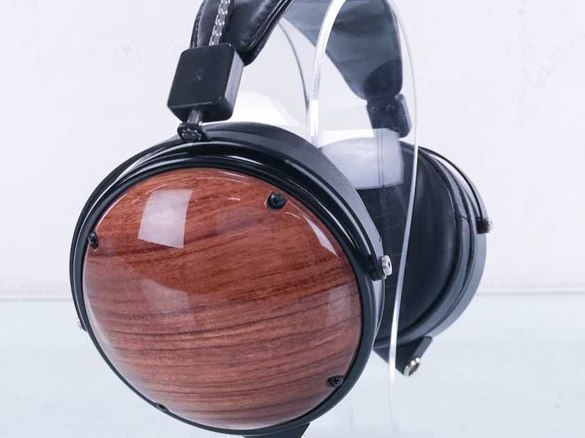 Audeze LCD-XC Closed Back Planar Magnetic Headphones Bubinga Wood (2/2) (13883)