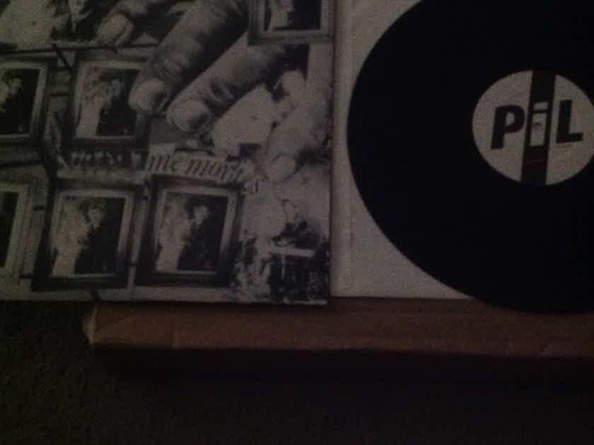 Public Image Limited - Memories/Another Virgin Records U.K. 12 Inch Single Vinyl NM