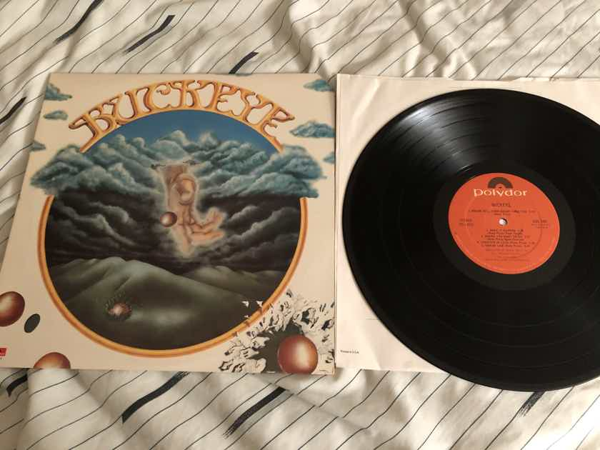 Buckeye Polydor Records