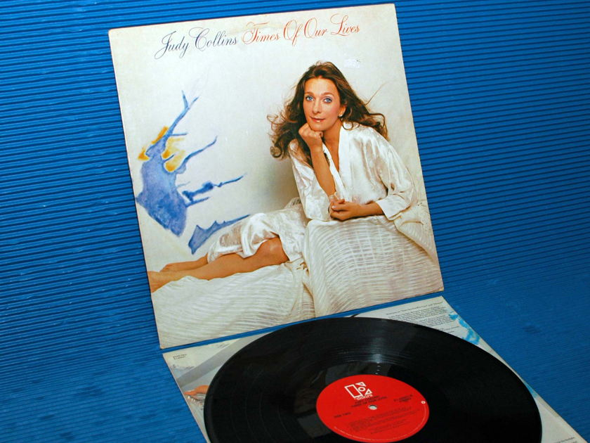 """JUDY COLLINS   - """"Times of Our Lives"""" - Elektra 1982"""