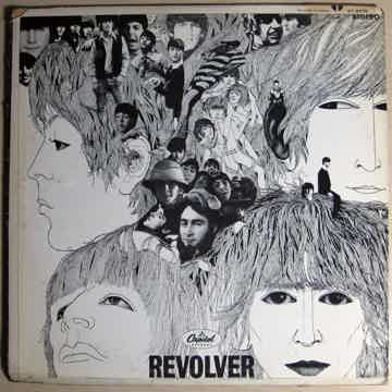 The Beatles - Revolver - 1966 Scranton PA First Press C...