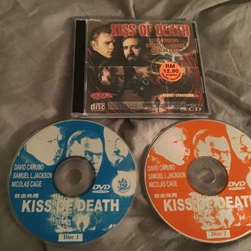 Nicolas Cage  Kiss Of Death