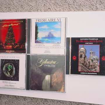 Mannheim Steamroller SEE ADD