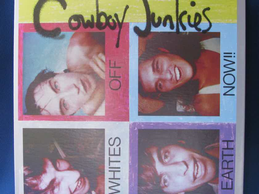 Cowboy Junkies - Whites Off Earth Now Mobile Fidelity