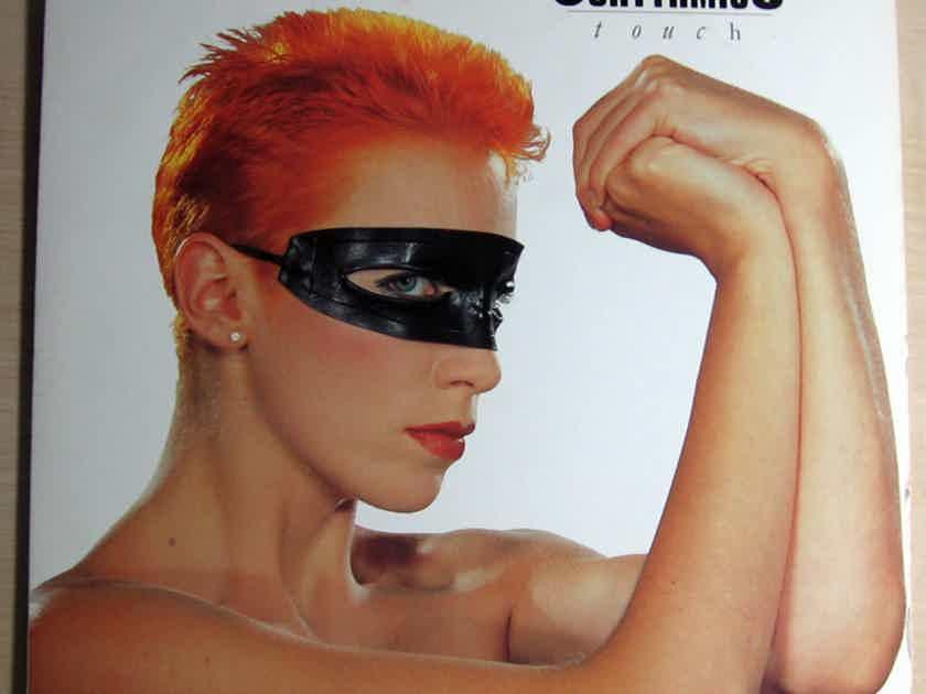 Eurythmics - Touch - 1984 RCA Victor AFL1-4917