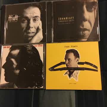 John Hiatt Cd lot of 4 cds