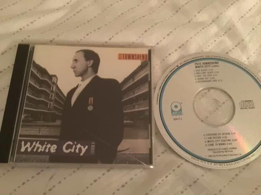 Pete Townshend White City(A Novel)