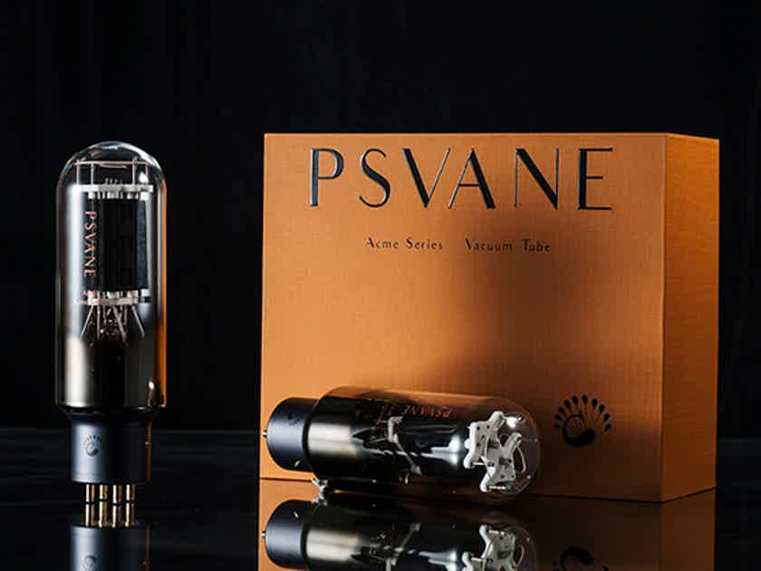 Psvane Acme series 845 Vacuum Tube Matched Pair All New