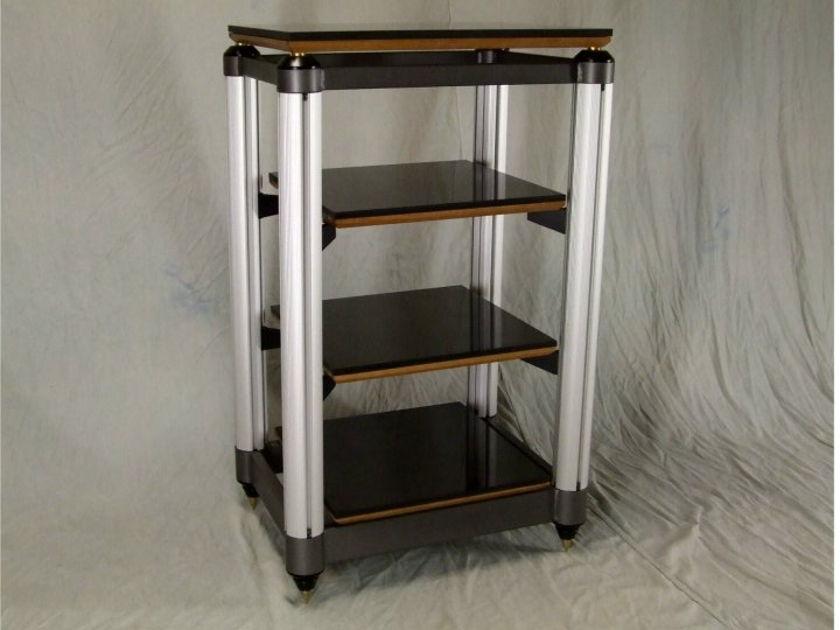 Adona Corporation Zero GR4 reference series 4-shelf rack