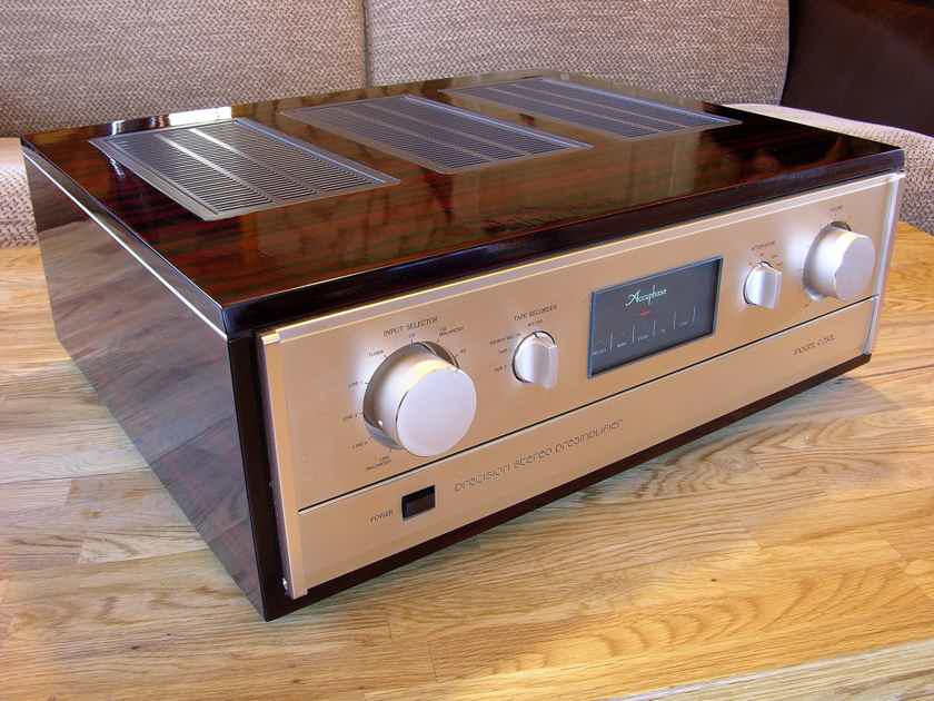 Accuphase C-280L with MM/MC Phono Stage! Fully Serviced in 2015! Super Condition! 220-240V from Europe (EU)