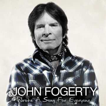 John Fogerty Wrote A Song For Everyone 180 gram LP out of print