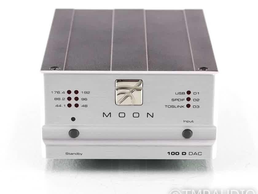 Simaudio Moon 100D DAC; 100-D; D/A Converter (28515)
