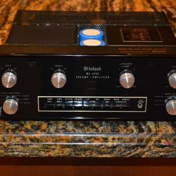 McIntosh MA6100 Integrated Amp