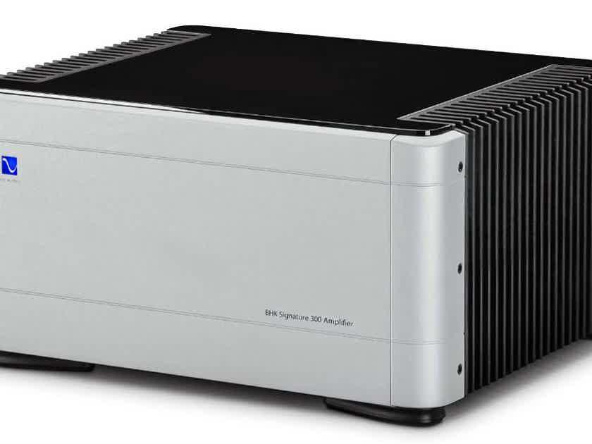 PS AUDIO BHK SIGNATURE 300 Monoblocks in 10/10 conditions! 300 watts in 8Ω, 600 into 4Ω and more than 1,000 watts into 2Ω