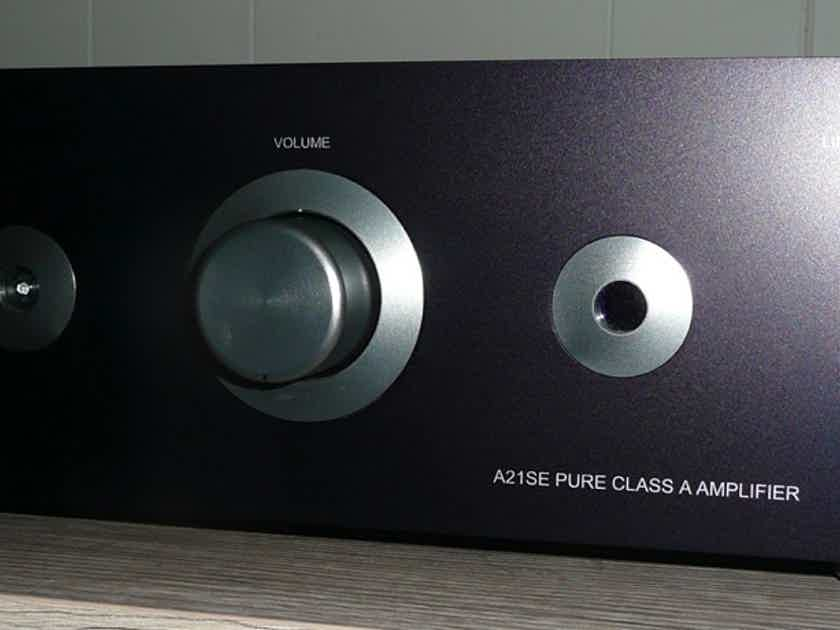 Sugden A21SE Signature -  Class A Integrated Amplifier -  No PayPal fee