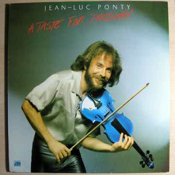 Jean-Luc Ponty - A Taste For Passion - 1979  Atlantic ...