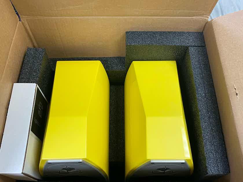 EgglestonWorks Nico    Canary Yellow