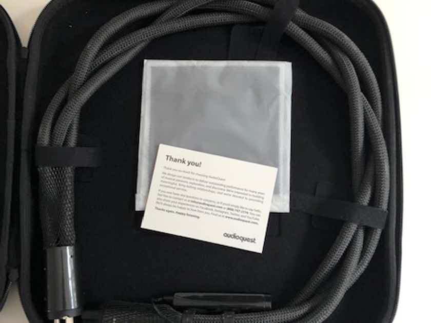 AudioQuest Tornado AC Power Cord (1 metre)
