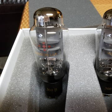 Emission Labs 300B/2.5 Solid Plate Tubes