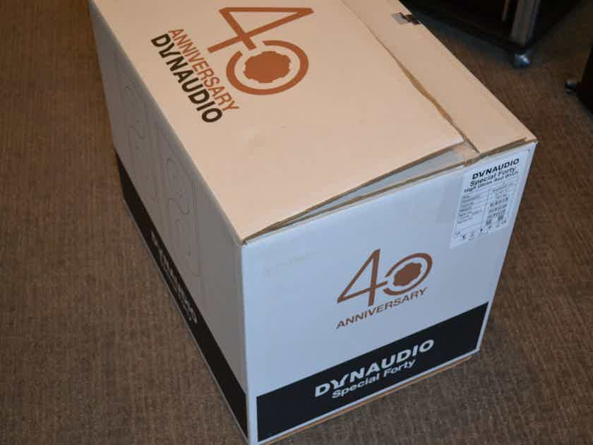 Dynaudio Special 40 with Stands