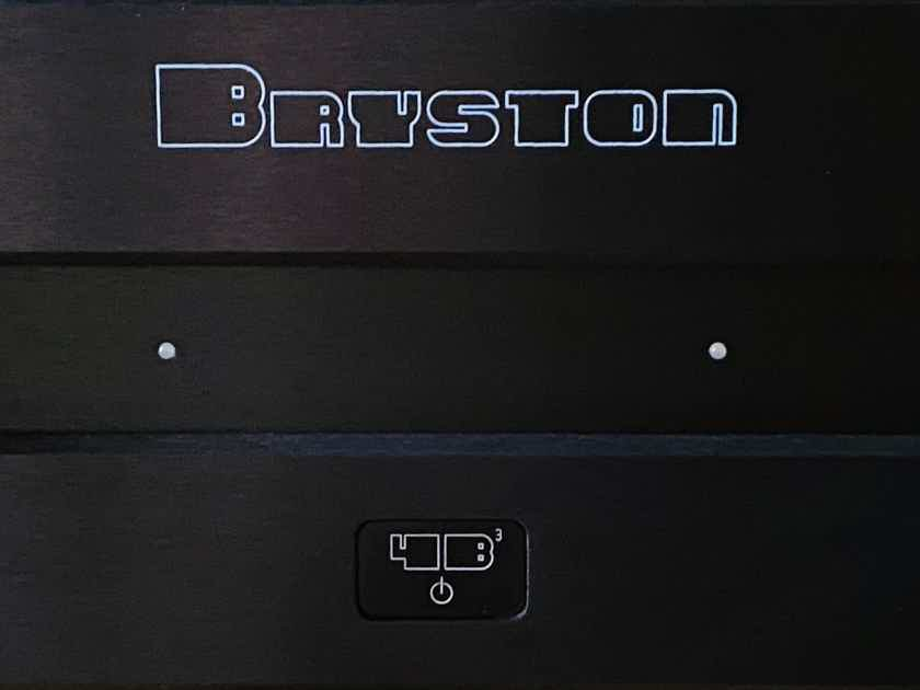 Bryston 4B Cubed Amplifier - PRO Version - 2020 Model