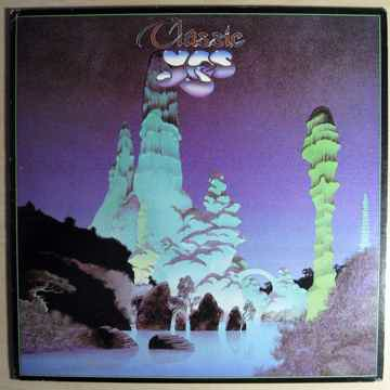 YES - Classic Yes - Club Edition Reissue 1981 Atlantic ...