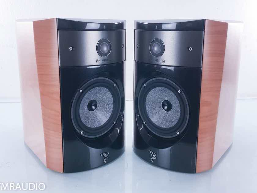 Focal Electra 1007 Be Bookshelf Speakers Champagne Pair (15122)