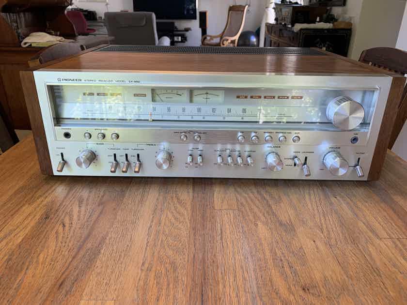 Pioneer SX-950 (MINT Receiver)