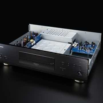 Pioneer UDP-LX500 4K Blu-ray Player Modification