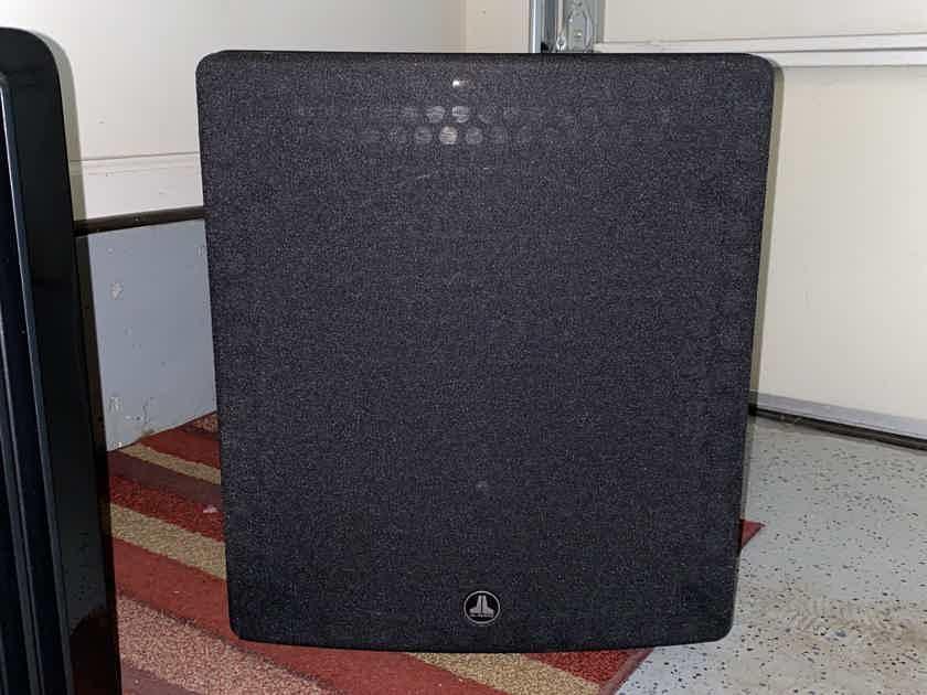 JL Audio Fathom F113 Gloss Black - Like New