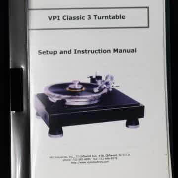 VPI Industries Classic 3