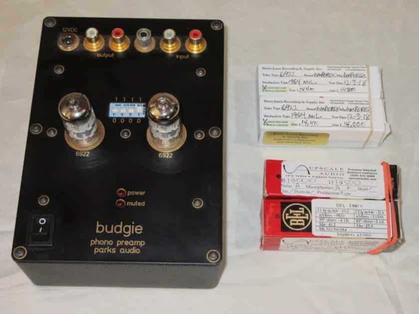 Parks Audio Budgie Phono Pre-Amp