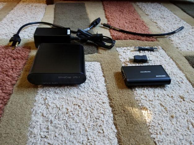 Sonore microRendu w/2.6 OS + Uptone Audio
