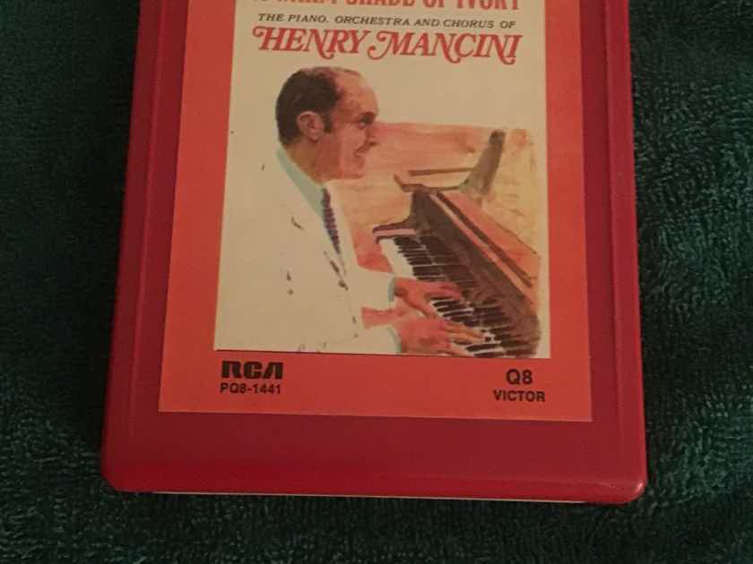 Henry Mancini And His Concert Orchestra  Symphonic Soul Quad 8 Track