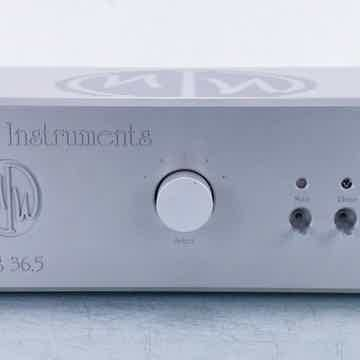 LS 36.5 Stereo Tube Preamplifier