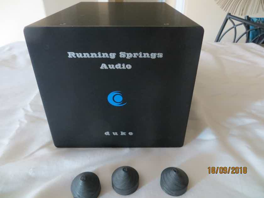 Running Springs Duke 20 amp Power Conditioner