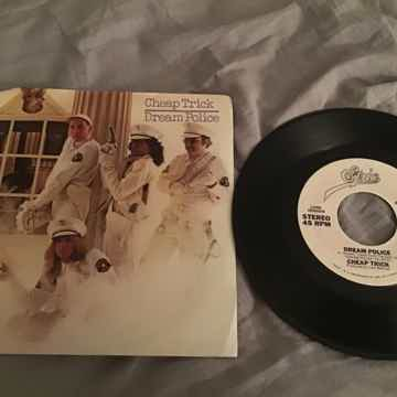 Cheap Trick  Dream Police Promo Long/Short Version 45 W...