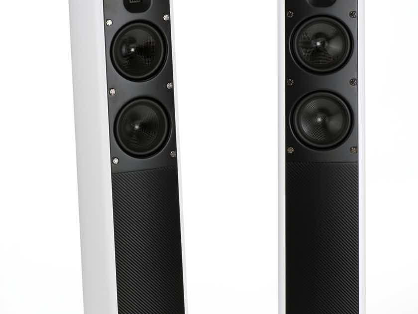 Scansonic MB-2.5B - floor standers with Raidho DNA - new, improved version of the well-loved speakers from Denmark