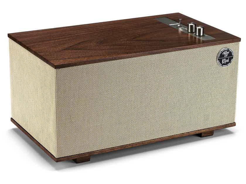 Klipsch The Capitol Three Special Edition Wireless Speaker; Blonde (New) (20295)