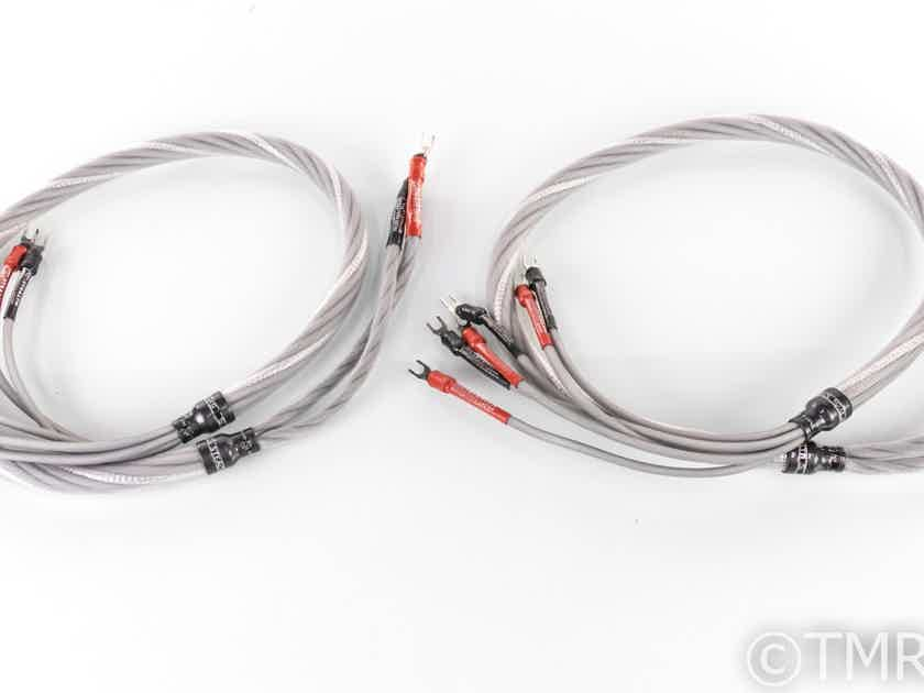 Stealth Audio Swift Tri-Wire Speaker Cable; 1.5m Pair (20004)
