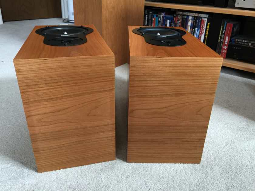 Rega Research RX-1 in Cherry 2 -way Bookshelf Demo