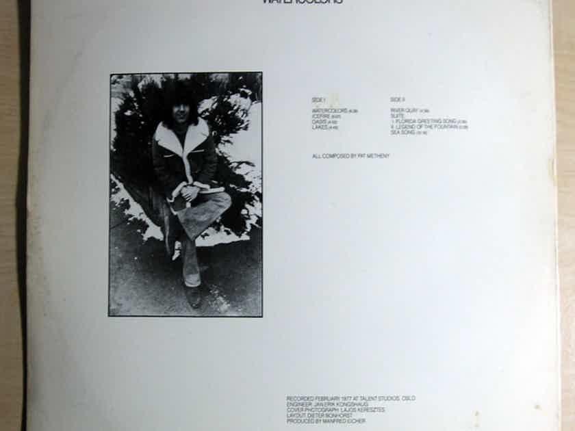 Pat Metheny - Watercolors - ECM Records ECM-1-1097