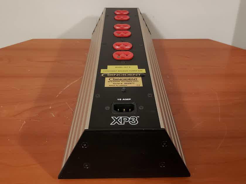 Coincident Speaker Technology CST-6 Power Bar