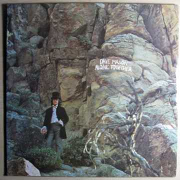 Dave Mason - Alone Together 1971 NM- Vinyl  Repress  Bl...
