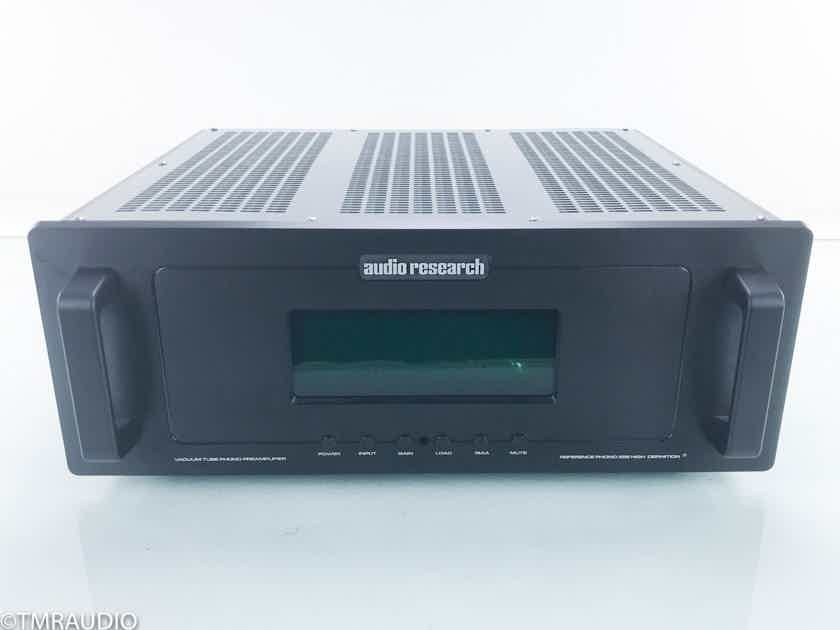 Audio Research Reference Phono 2SE Tube Phono Preamplifier; MM / MC; Remote (16293)
