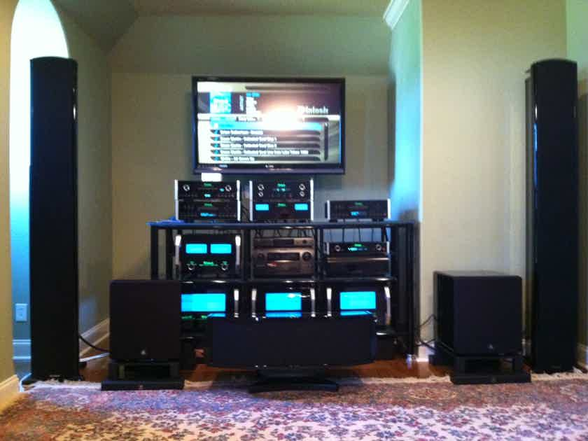 McIntosh XRT-1k Left and Right