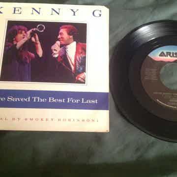 Kenny G With Smokey Robinson