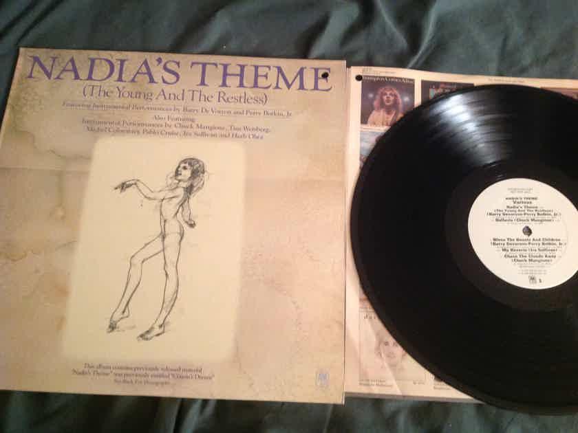 Soundtrack Chuck Mangione Tim Wiesberg Pablo Cruise  Nadia's Theme