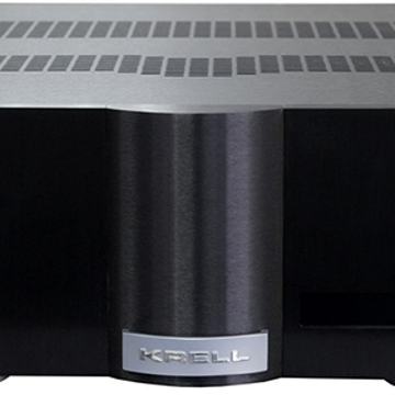 Krell Illusion II preamp and Duo 300XD amplifier